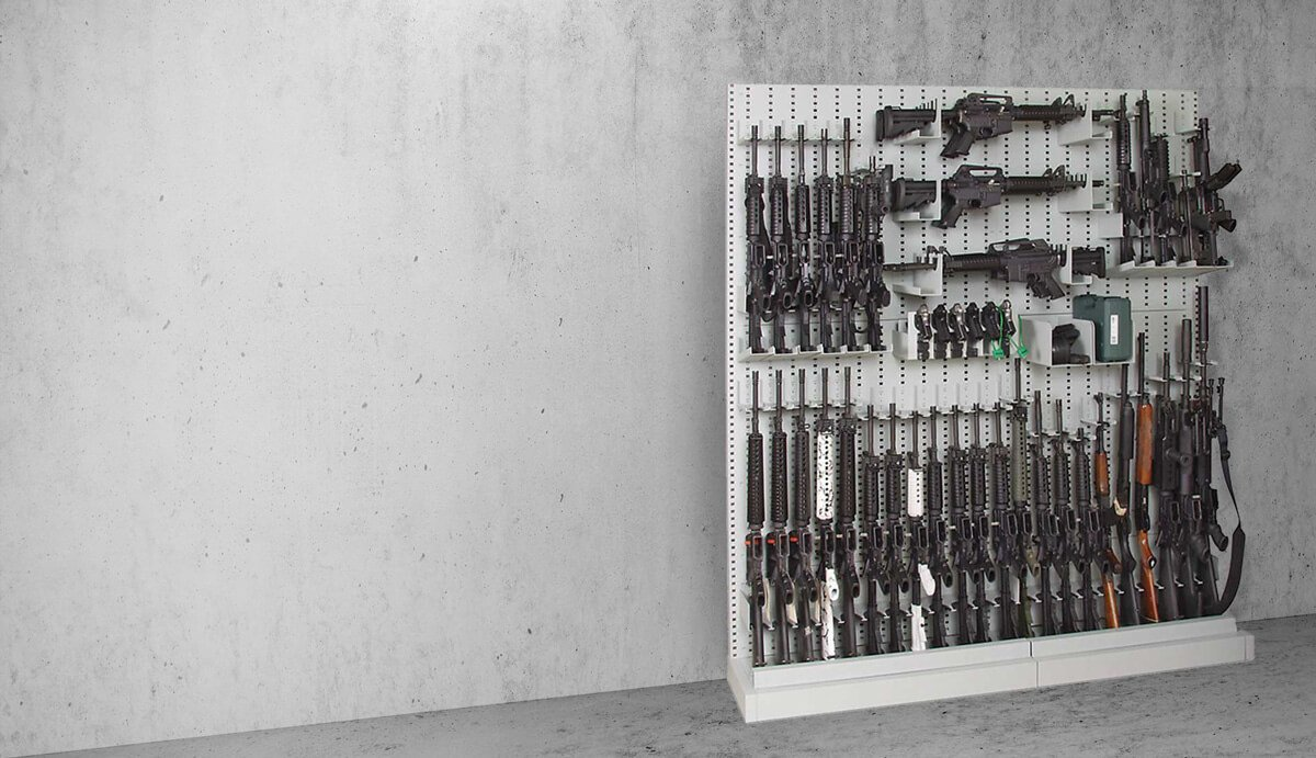 Home Banner Image 2 - Expandable Weapon Rack