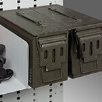 12 Inch Wide Magazine Box Weapon Storage Component