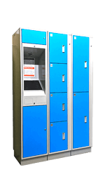 Package Delivery E-Lockers