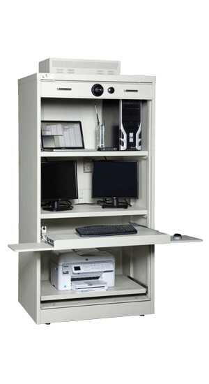Secure S&G Ultimate PC Cabinet Open - National Master Standing Offer